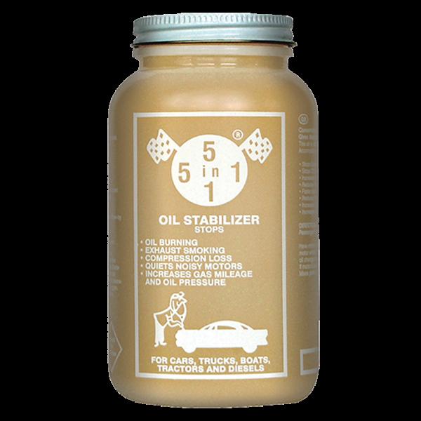 Afbeelding van de 5in1 Olie Stabilisator